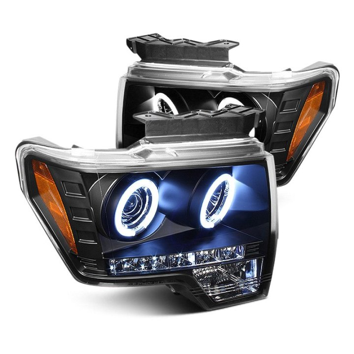 ford f halo headlights reviews