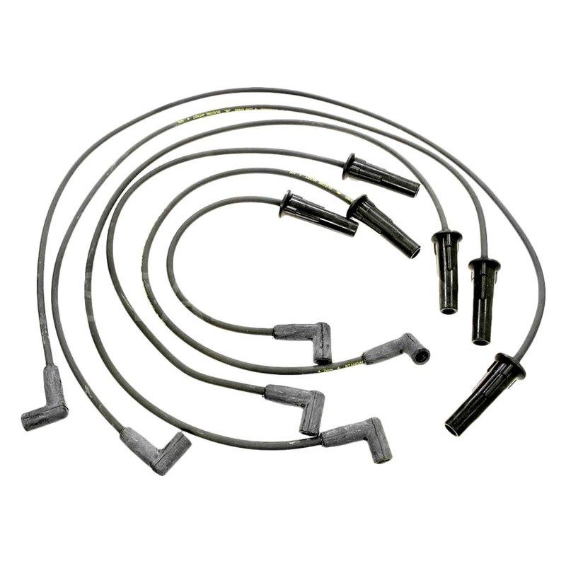 For Pontiac Bonneville 1995-1998 Standard 7659 Spark Plug