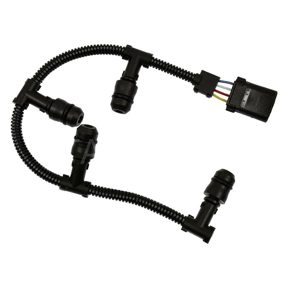 hight resolution of standard passenger side diesel glow plug wiring harness