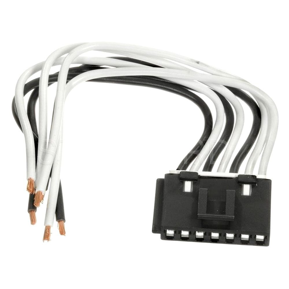 hight resolution of standard handypack hvac blower motor resistor connector