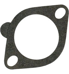 stant engine coolant thermostat housing gasket [ 1500 x 1500 Pixel ]