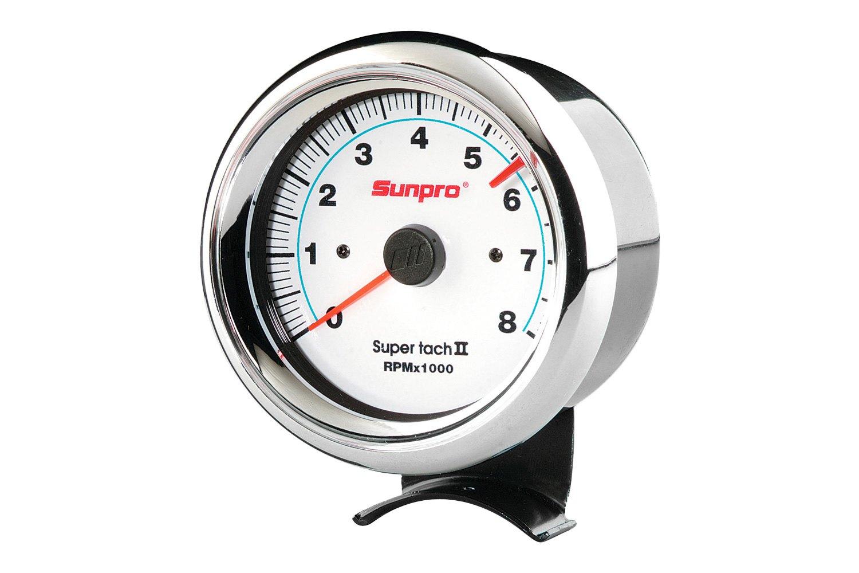 sun pro tach wiring diagram invisible fence sunpro temperature gauge tachometer