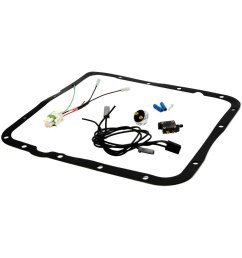 tci u00ae 376600 lock up torque converter wiring kit 700r4 torque converter lock up wiring 700r4 lockup wiring diagram [ 1000 x 1000 Pixel ]