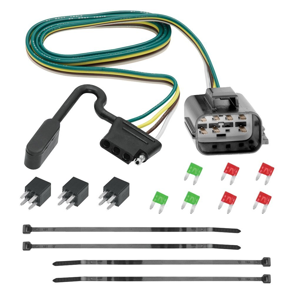 medium resolution of tekonsha u00ae chevy traverse base 2013 tow harness 7 pin trailer wiring harness gm trailer wiring harness