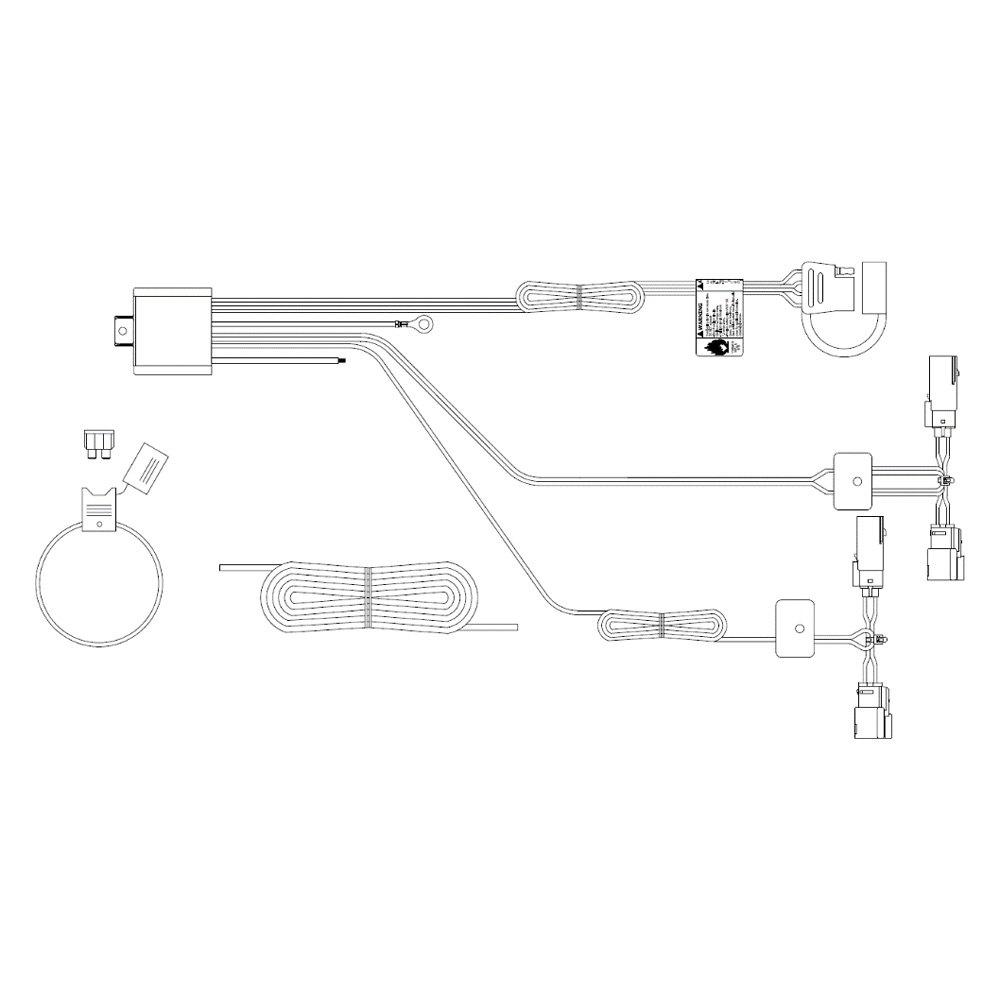 medium resolution of tekonsha t one connector