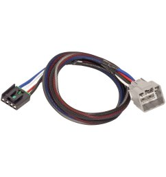 tekonsha u00ae dodge ram 1500 2500 3500 2010 2012 brake dodge trailer plug wiring diagram dodge [ 1000 x 1000 Pixel ]