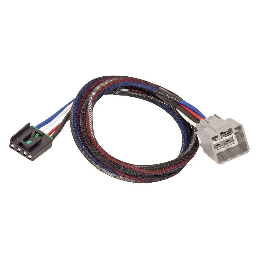 hight resolution of tekonsha u00ae dodge ram 1500 2500 3500 2010 2012 brake dodge trailer plug wiring diagram dodge