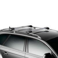 Thule - Subaru Forester 2009 AeroBlade Edge Raised Rail Rack