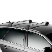 Thule - Subaru Forester 2009 AeroBlade Edge Flush Mount Rack