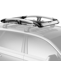 Thule - Mitsubishi Outlander Sport 2011 Trail Roof Cargo ...