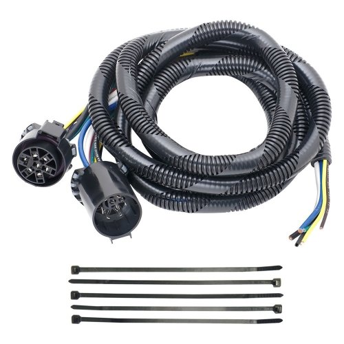 small resolution of tow ready 7 5th wheel and gooseneck adapter harness with pigtails for choice