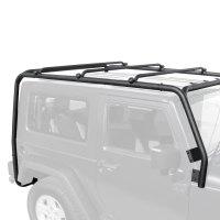 TrailFX J021T - Black Roof Rack 880268120333 | eBay