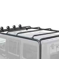 TrailFX J029T - Black Roof Rack | eBay