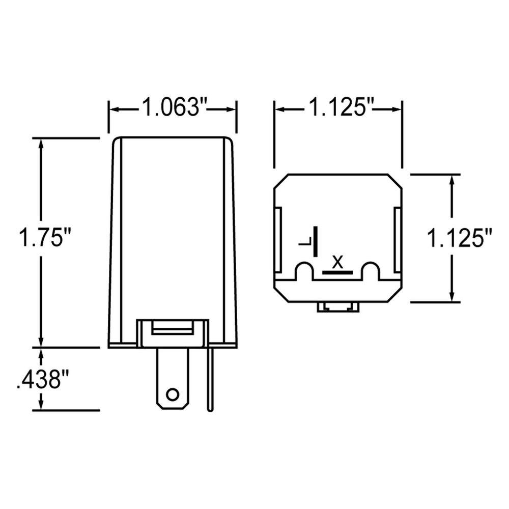 medium resolution of signal stat 242 flasher wiring diagram