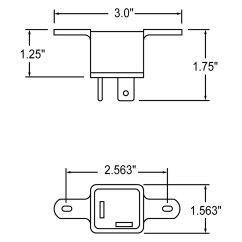 5 Pin Led Flasher Relay Wiring Diagram 2001 Yamaha Warrior Stator Napa Circuit Maker