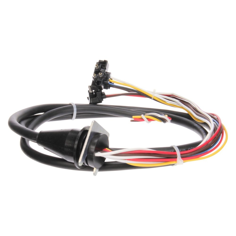 medium resolution of  and back up wiring harness with stop turn tail breakouttruck lite 50 series 72 passenger side 3 plug stop turn tail and back up wiring harness with