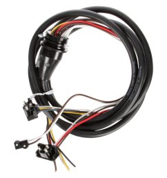 side 3 plug marker clearance and stop turn tail wiring harness with stop turn tail and marker clearance breakouttruck lite 50 series 192 driver side  [ 1500 x 1500 Pixel ]