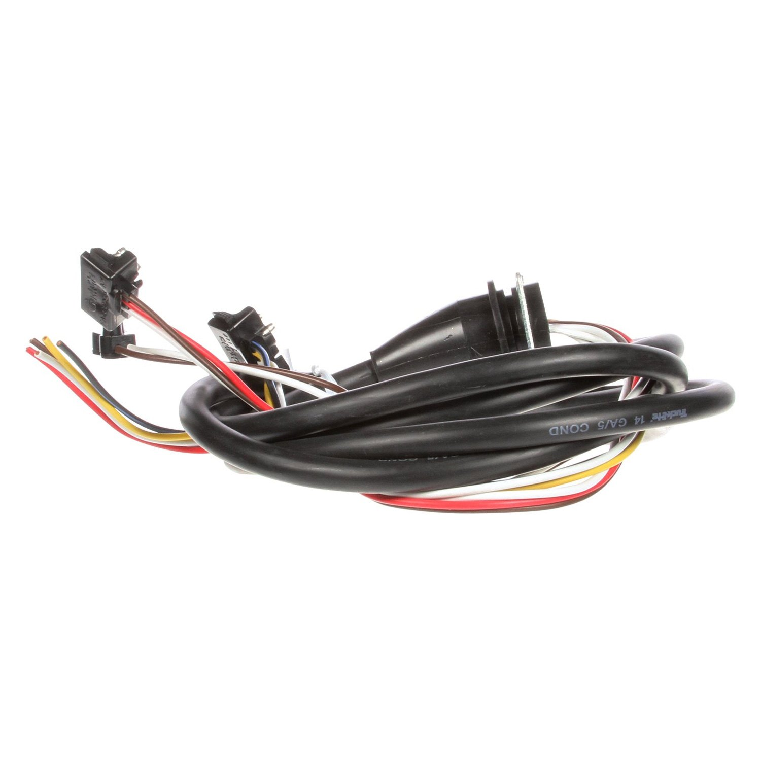 hight resolution of  side 3 plug marker clearance and stop turn tail wiring harness with stop turn tail and marker clearance breakouttruck lite 50 series 192 driver side