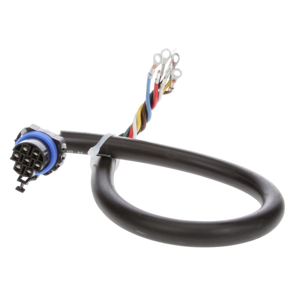 medium resolution of truck lite 88 series 17 front 1 plug park turn wiring
