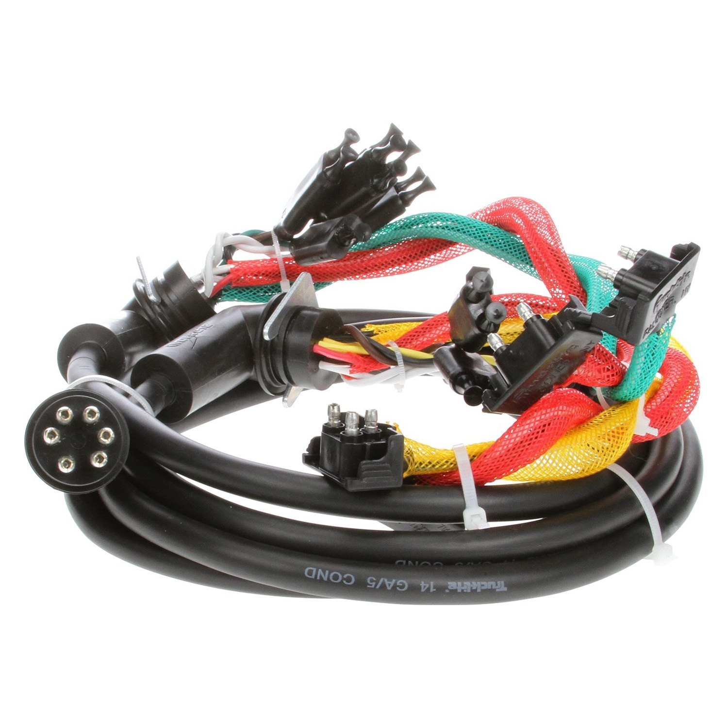 hight resolution of truck lite 88 series 55 rear 15 plug license and turn