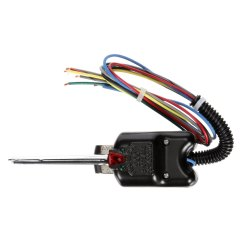 Truck Lite Wiring Diagram Wire For Car Stereo 900 Black Polycarbonate 7 Harness Turn