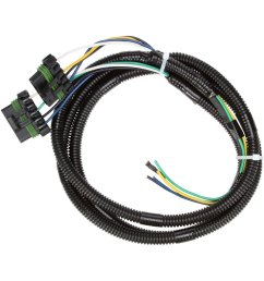 truck lite signal stat 68 2 plug crossover wiring harness for 5020  [ 1500 x 1500 Pixel ]