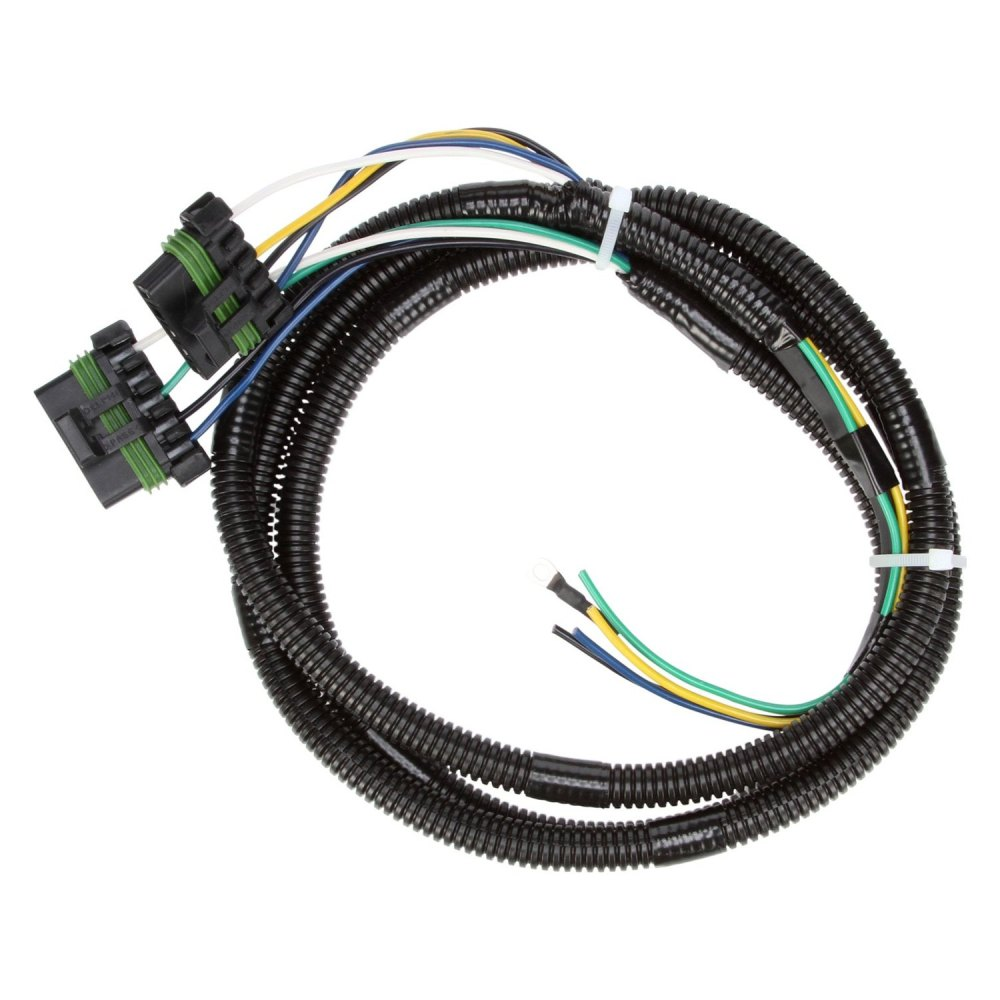 medium resolution of truck lite signal stat 68 2 plug crossover wiring harness for 5020