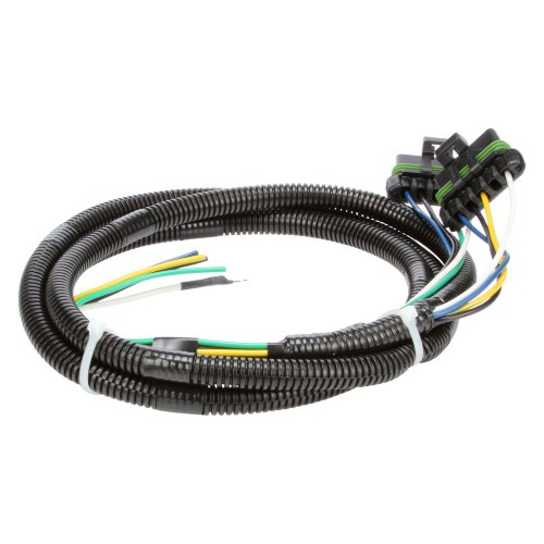 small resolution of  seriestruck lite signal stat 68 2 plug crossover wiring harness for 5020