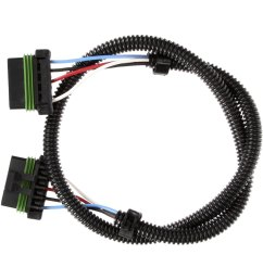 truck lite signal stat 29 2 plug jumper wiring harness for 5020  [ 1500 x 1500 Pixel ]