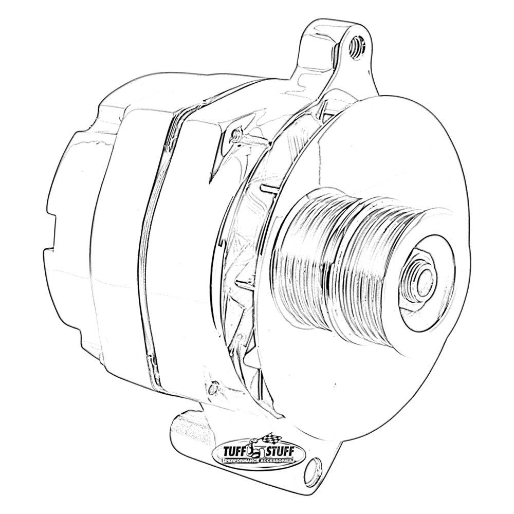 medium resolution of tuff stuff performance alternator