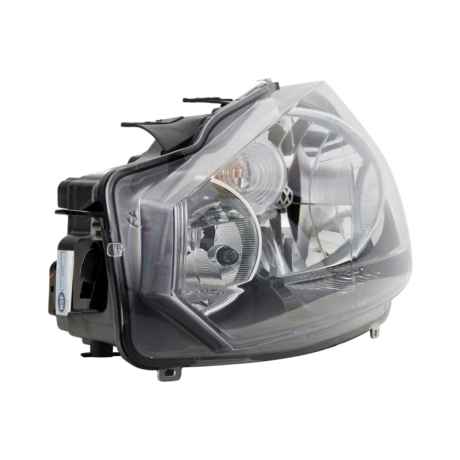 golf cart headlights land rover discovery 4 wiring diagrams tyc volkswagen with factory halogen