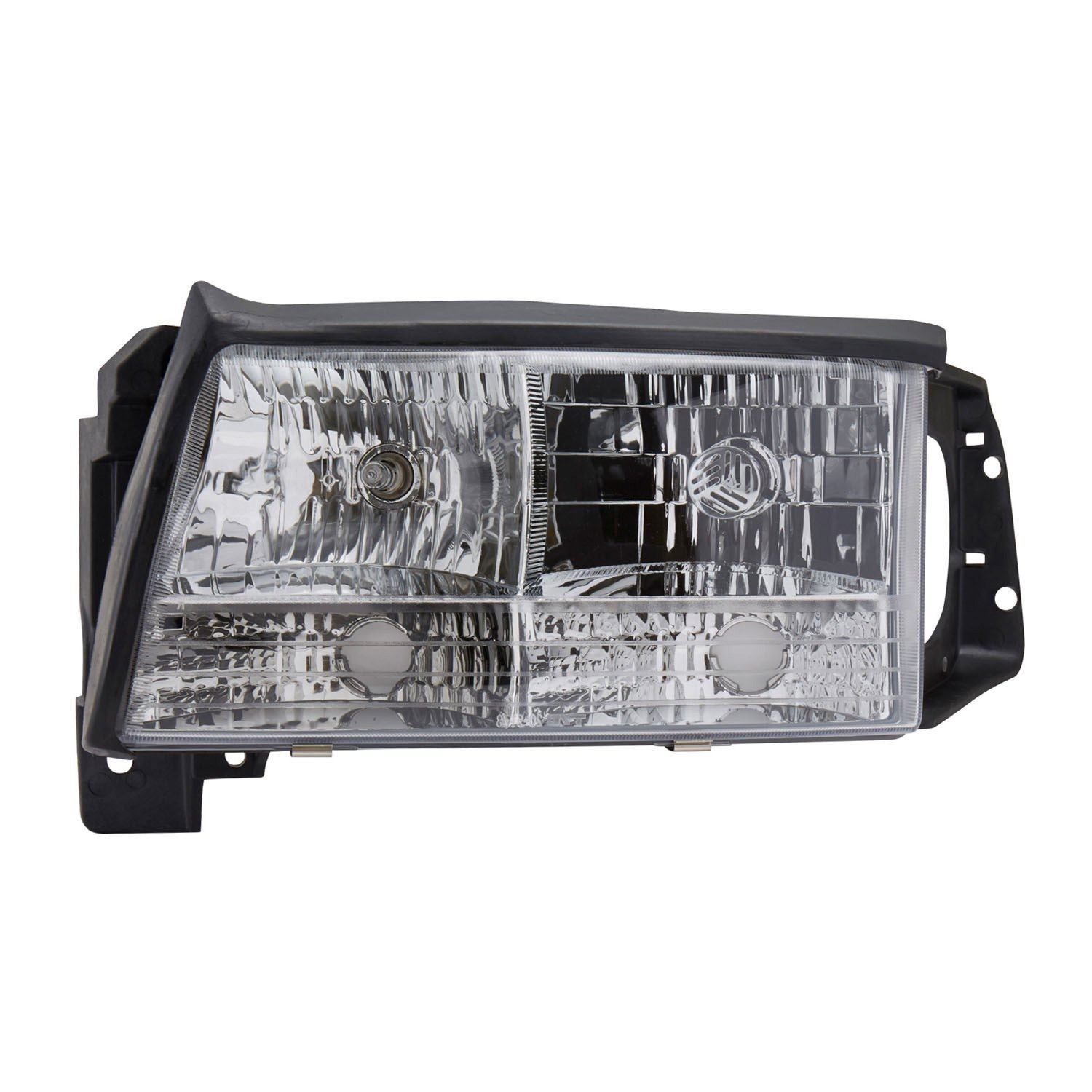 hight resolution of for cadillac deville 1997 1999 tyc 20 5174 00 driver side replacement headlight
