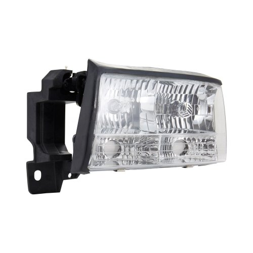 small resolution of for cadillac deville 1997 1999 tyc 20 5174 00 driver side replacement headlight