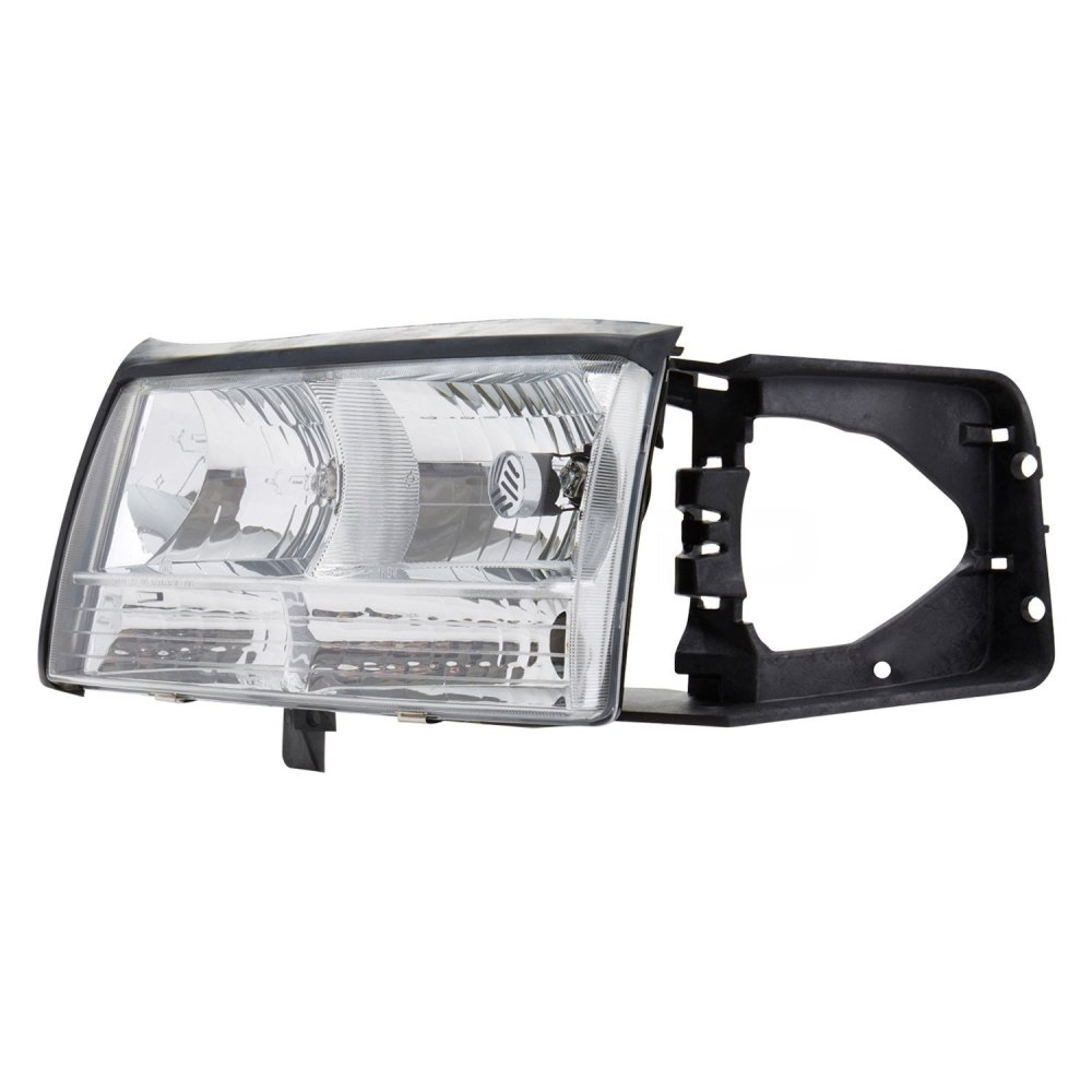 medium resolution of for cadillac deville 1997 1999 tyc 20 5174 00 driver side replacement headlight