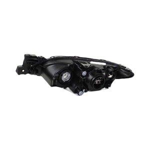 TYC®  Mazda 3 2005 Replacement Headlight
