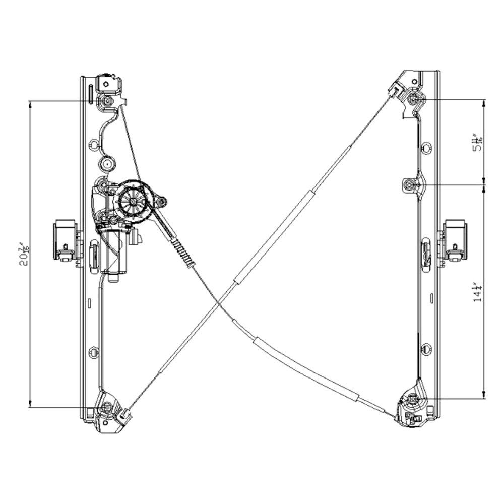 medium resolution of power window cable diagram data diagram schematic 2005 ford f150 power window cable diagram power window cable diagram