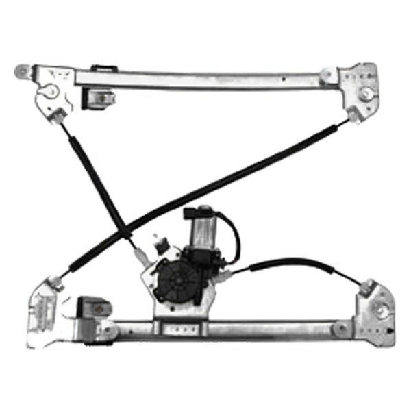 For Ford F-150 04-08 Window Regulator and Motor Assembly