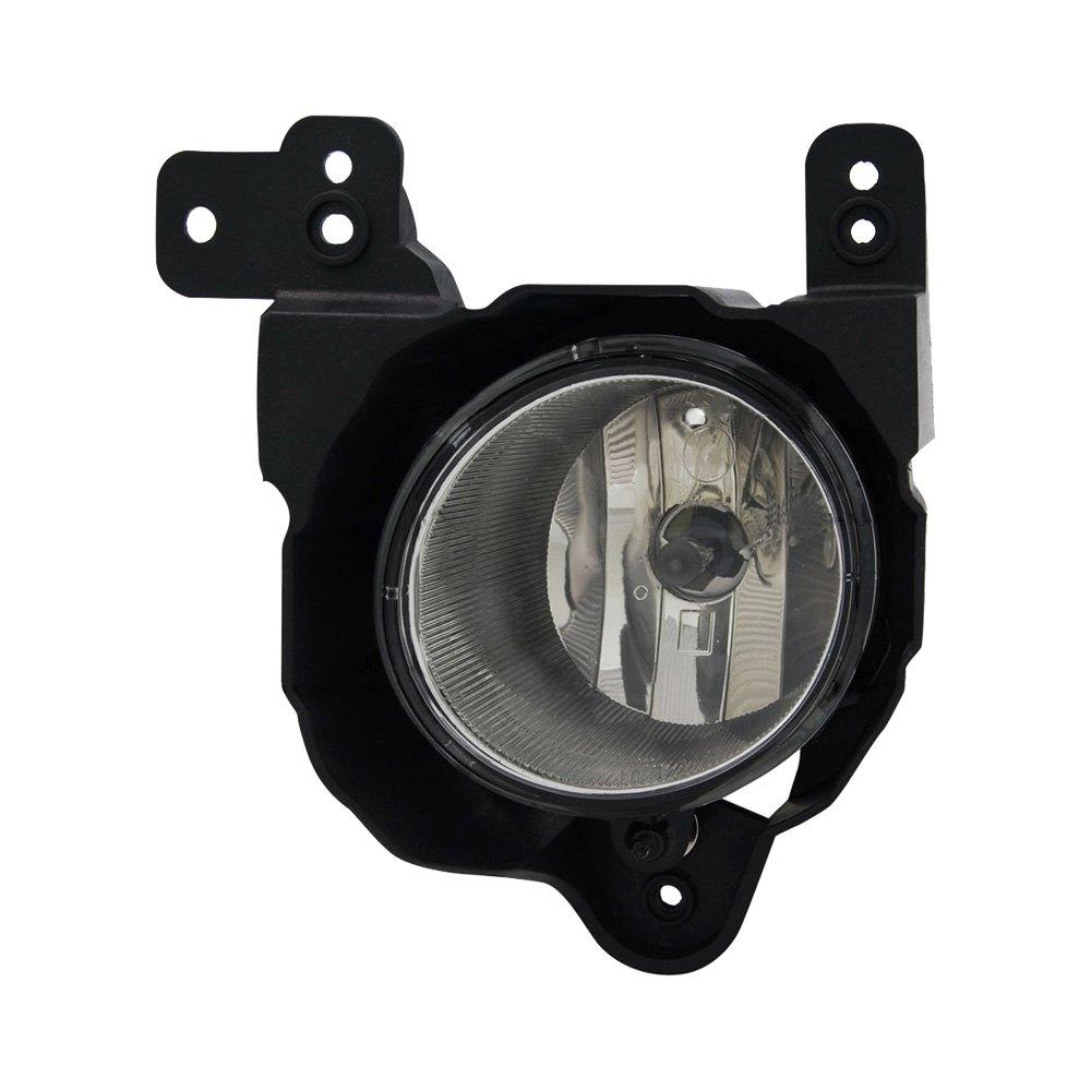Kia Soul Fog Light Bulb Replacement