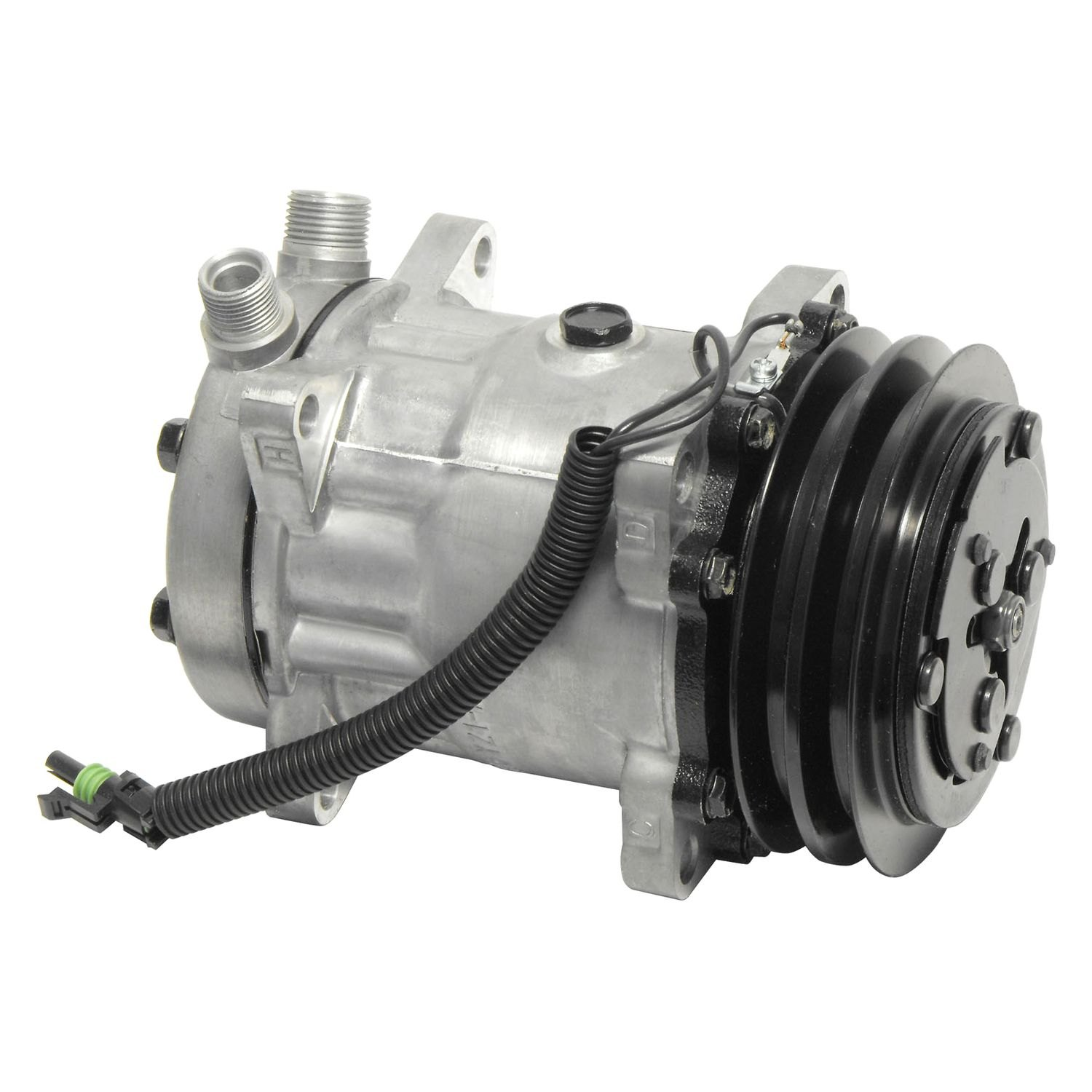 ac compressor ford 3000 distributor wiring diagram universal air conditioner co4647c a c assembly