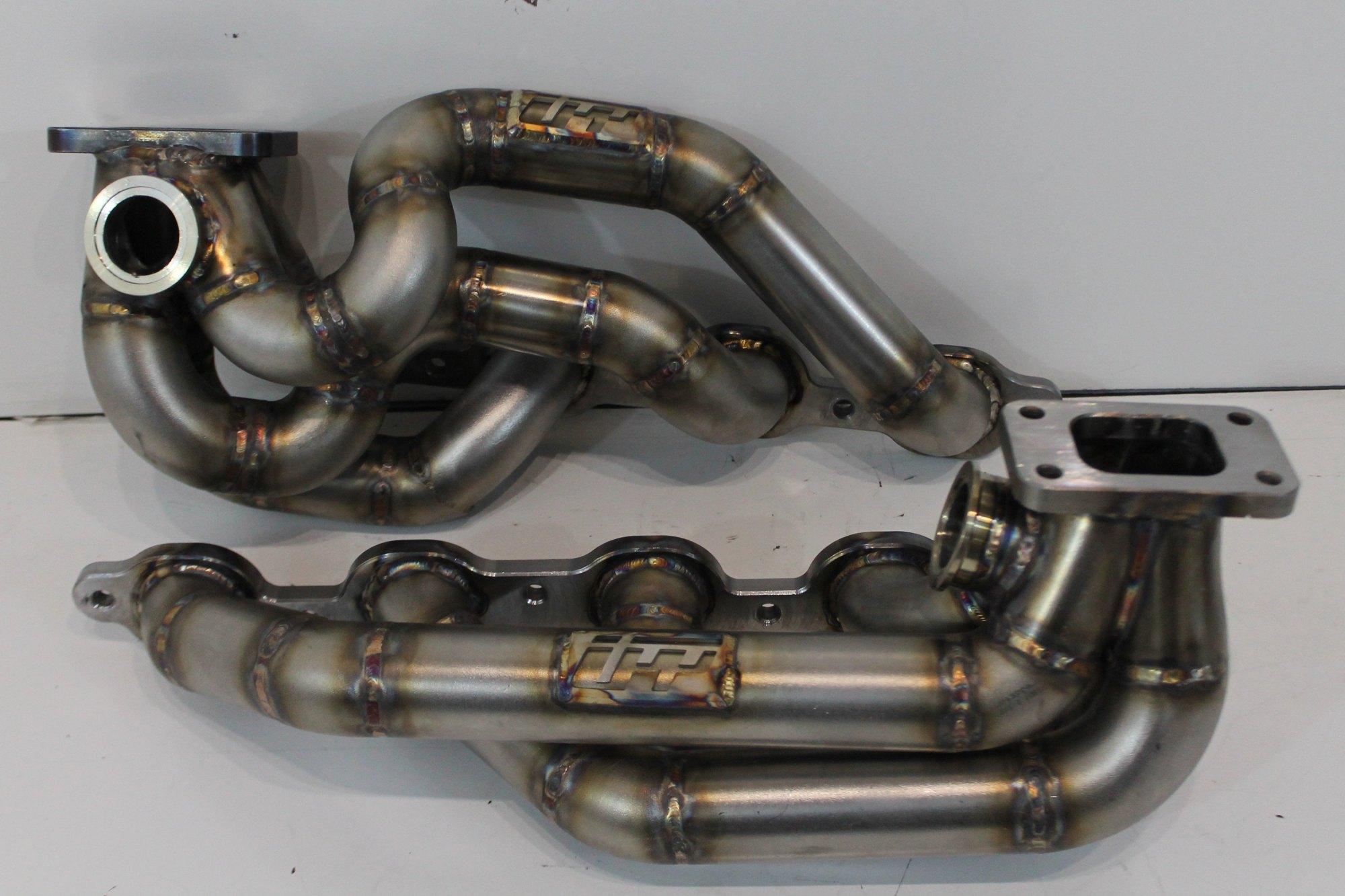 hight resolution of upp turbo twin turbo