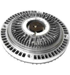 uro parts engine cooling fan clutch [ 1000 x 1000 Pixel ]