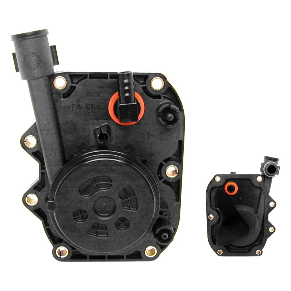 URO Parts 11617501562  Intake Manifold Cover with Valve