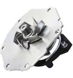 uro parts engine coolant water pump [ 1500 x 1500 Pixel ]
