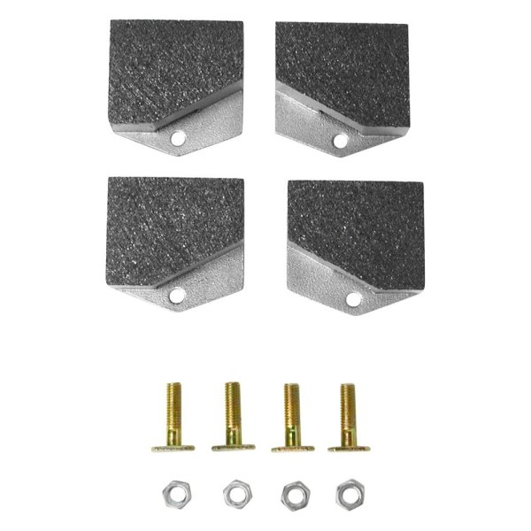 Uro Parts - Rear Parking Brake Pad Set