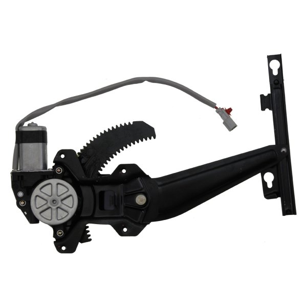 Vdo Wl41564 - Rear Driver Side Power Window Regulator And Motor Assembly