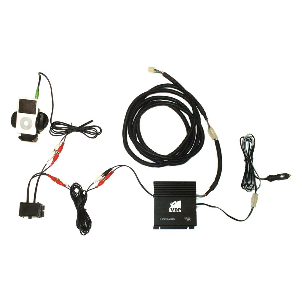 hight resolution of vdp speaker bar wiring harness
