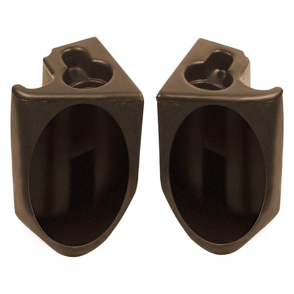 medium resolution of  black jeep sound wedges speaker boxes jeep wrangler 1987 1995 rear sound wedges