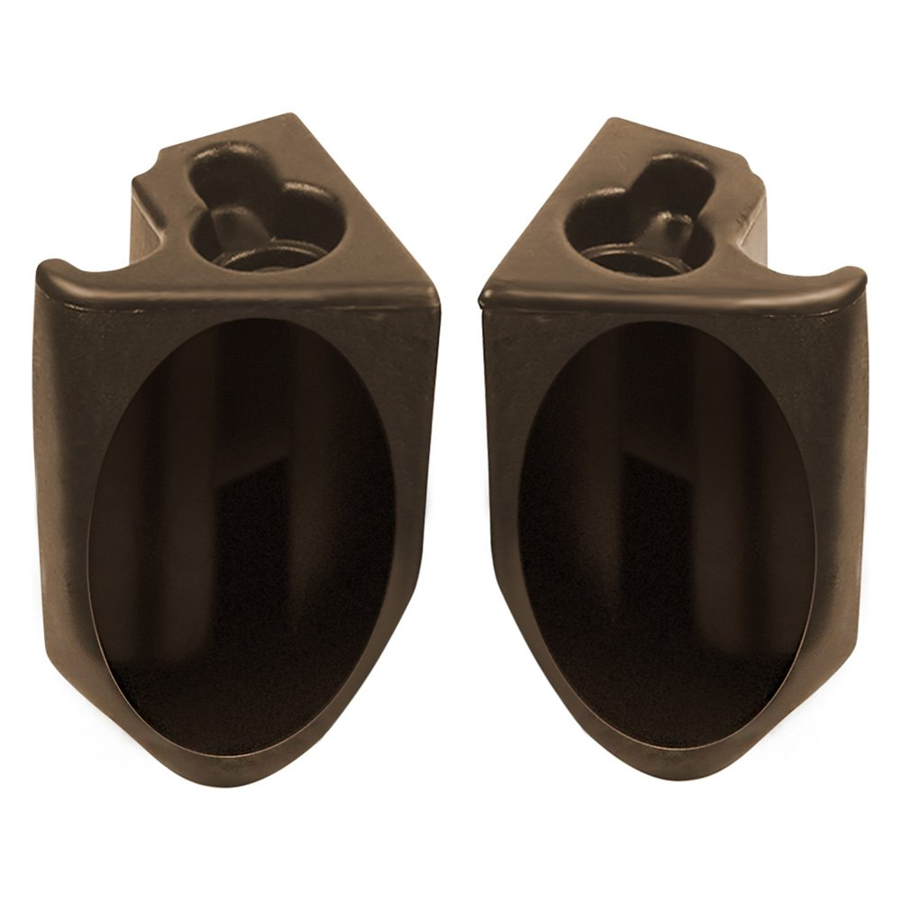 hight resolution of  black jeep sound wedges speaker boxes jeep wrangler 1987 1995 rear sound wedges