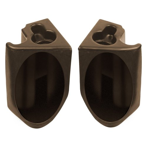 small resolution of  black jeep sound wedges speaker boxes jeep wrangler 1987 1995 rear sound wedges