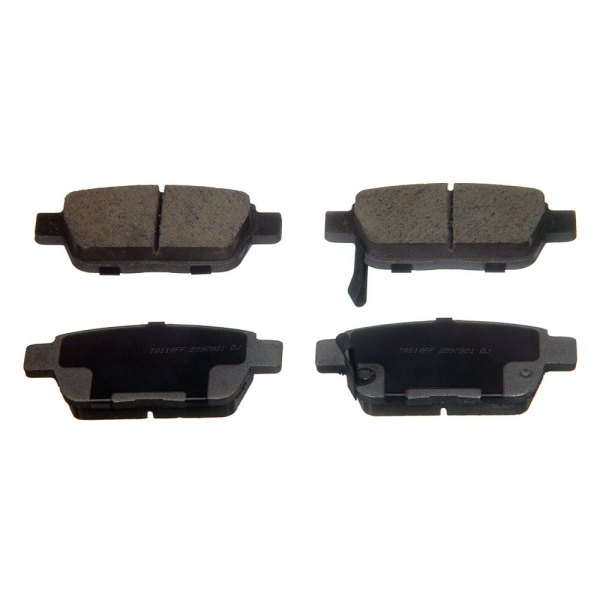 Wagner Pd1103 - Thermoquiet Ceramic Rear Disc Brake Pads